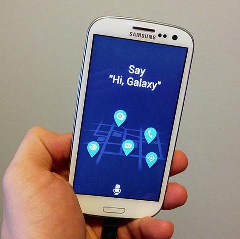S-Voice Samsung