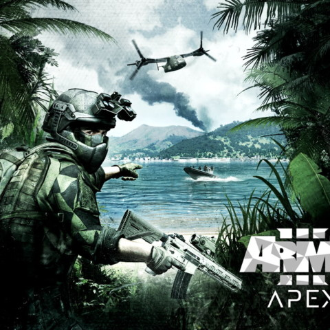 ArmA III Apex [Bohemia Interactive]