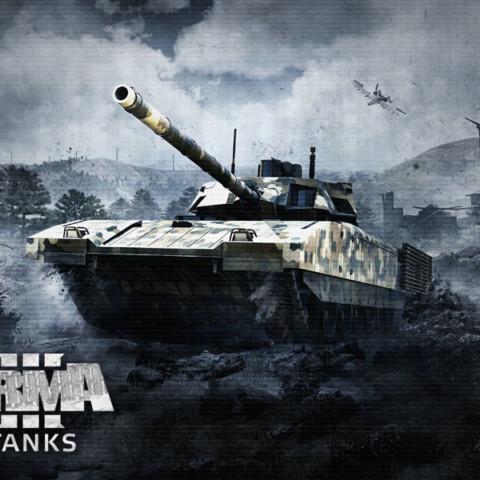 ArmA III Tanks [Bohemia Interactive]