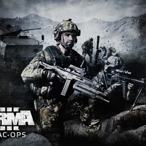 ArmA III Tac-Ops [Bohemia Interactive]
