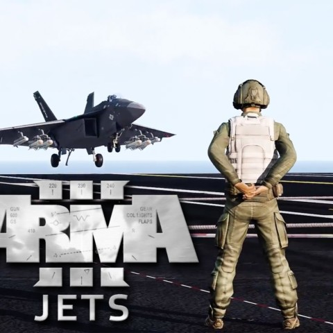 Arma III Jets [Bohemia Interactive]