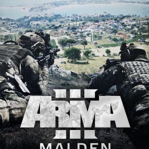 Arma III Malden