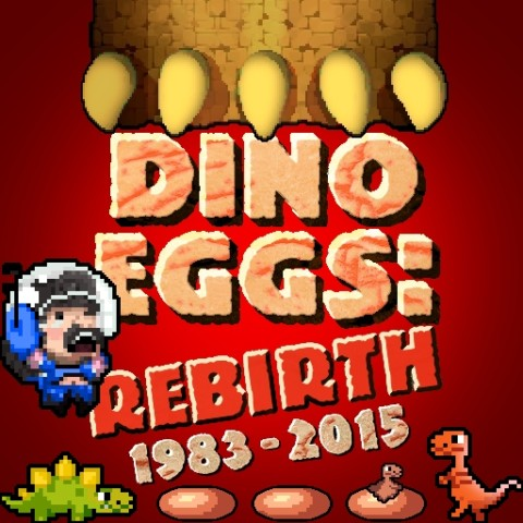 Dino Eggs: Rebirth [David Schroeder]